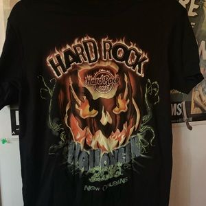 Hard Rock Cafe Special Halloween T-shirt